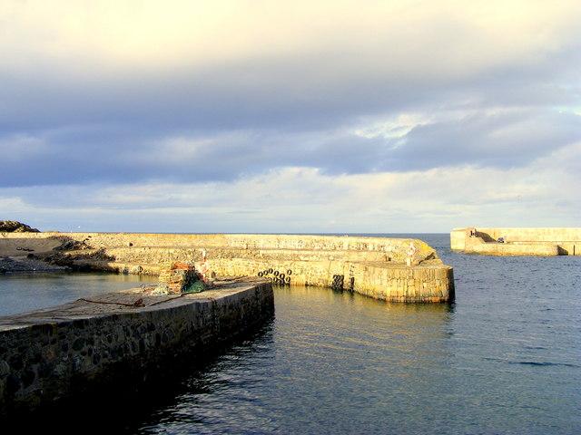 Portsoy Harbour