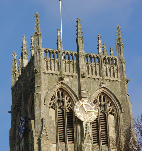 St Augustine's Church Tower