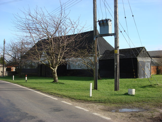 Barn in Borley
