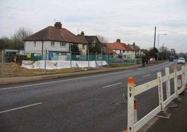 Shelford Road