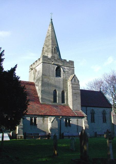 St Magnus Church, Bessingby