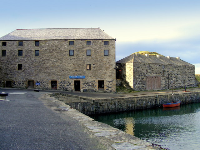 The Quay at  Portsoy