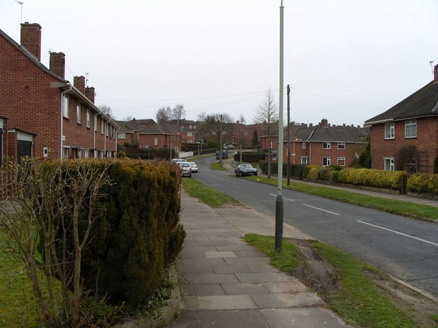 Harwood Road, Old Lakenham