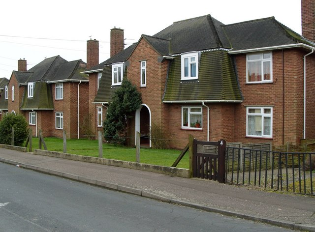 Local authority retirement flats, Wilby Road