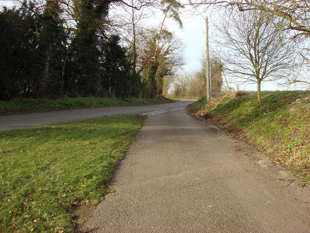 Junction on Liston Lane