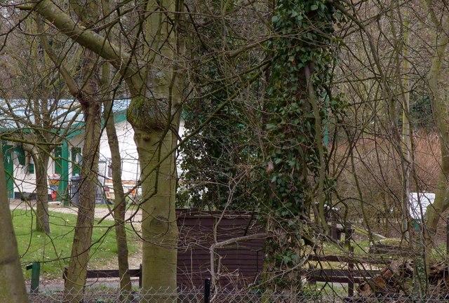Caravan and Camping Site, Martineau Lane