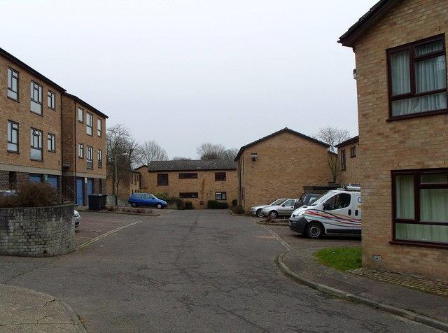 Webdell Court, Mansfield Lane, Old Lakenham