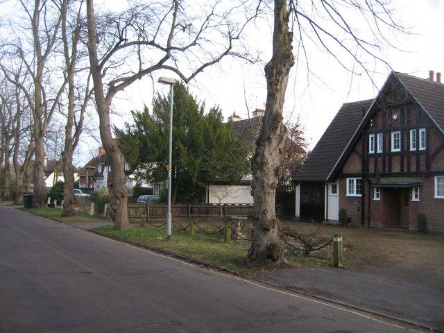 Bentley Road housing