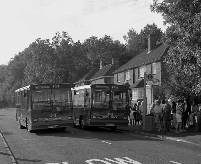 A new bus service