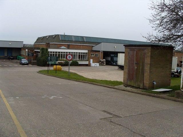 Department Store warehouse, Bessemer Road