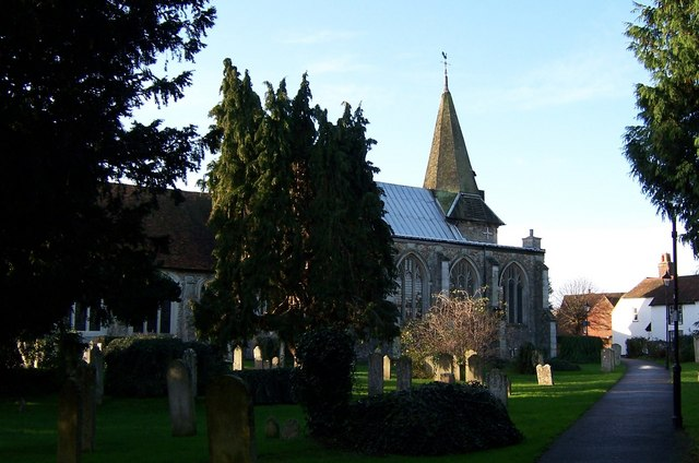 St. Peters Church- Titchfield
