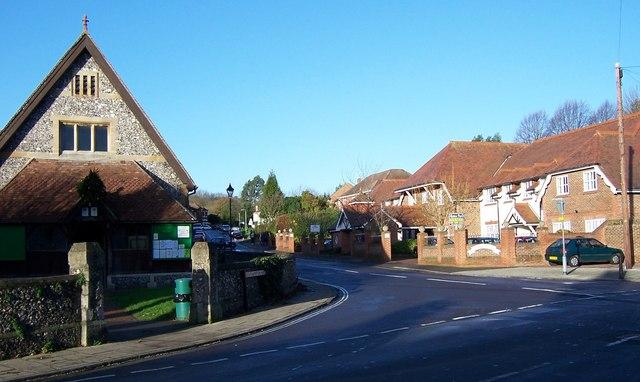 Bottom of Southampton Hill- Titchfield