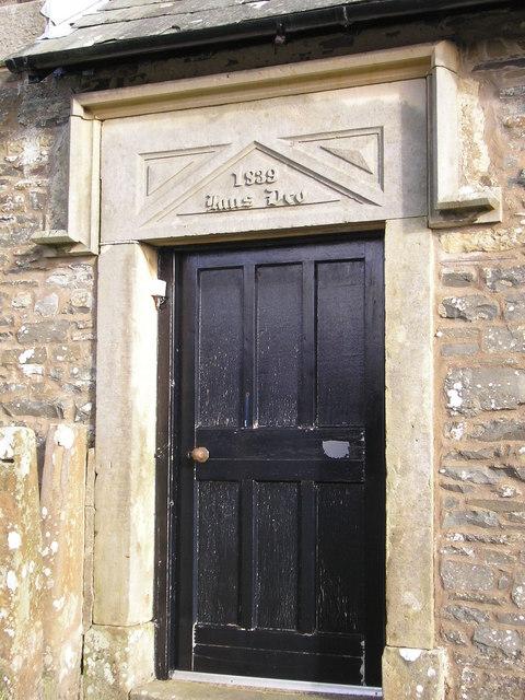Door of Rigmaden School