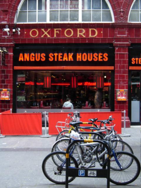 Argyll Street, Oxford Circus