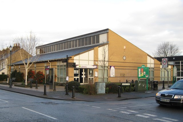 Croxley Green Library