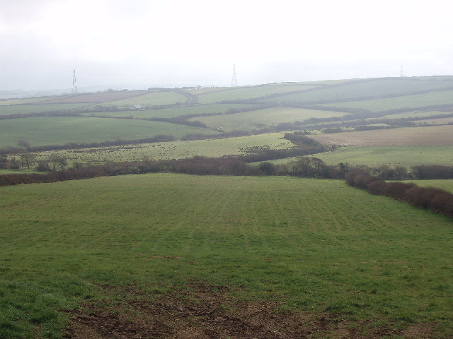 Fields near Cansford and Wilslea Farms
