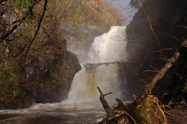 Falls on the River Rha