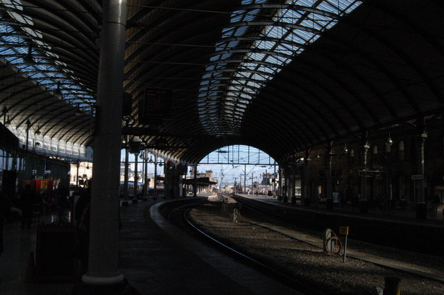 Newcastle Central railway station