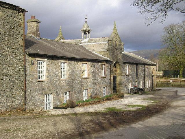 Home Farm, Underley
