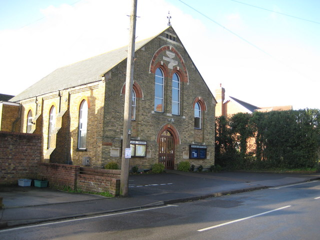 Croxley Green Methodist Church