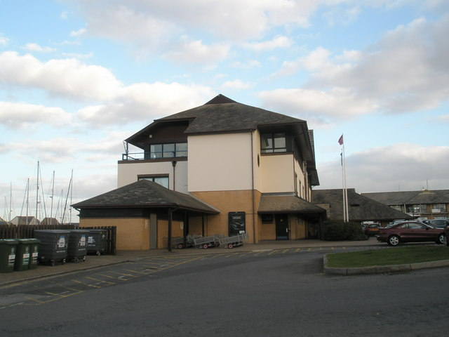 Port Solent Office Block
