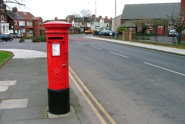 Post Box, Westbourne Grove