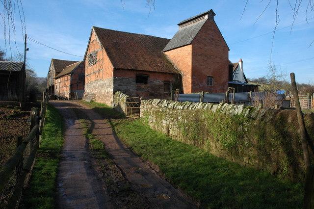 Fincher's Farm, Whitbourne
