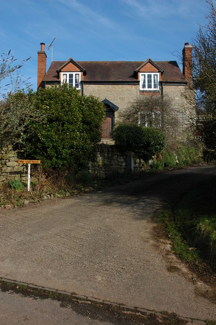 The Barn House, Whitbourne