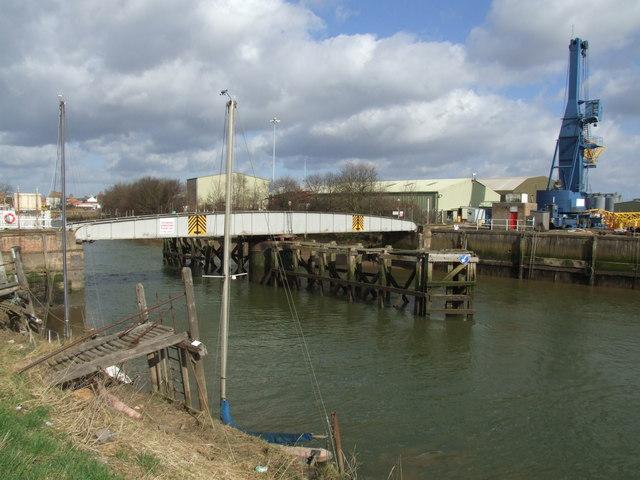 Boston Docks branchline, Boston