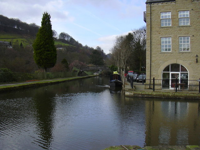 Rochdale Canal and Basin