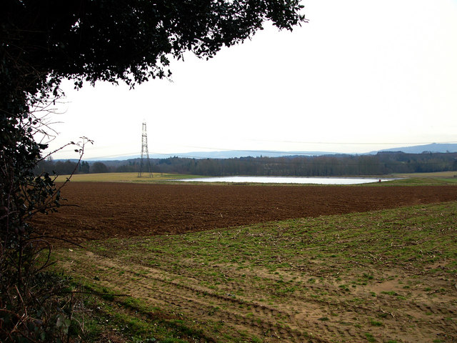 Reservoir, from Brier Lane