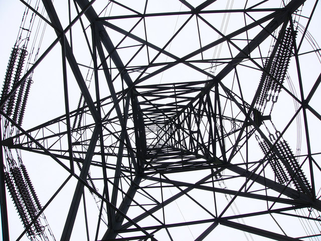 Pylon at SU84072365