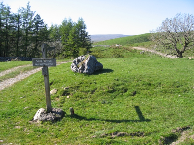 The Ribble Way to Nether Lodge