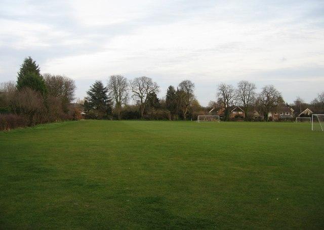 School fields - The Perse