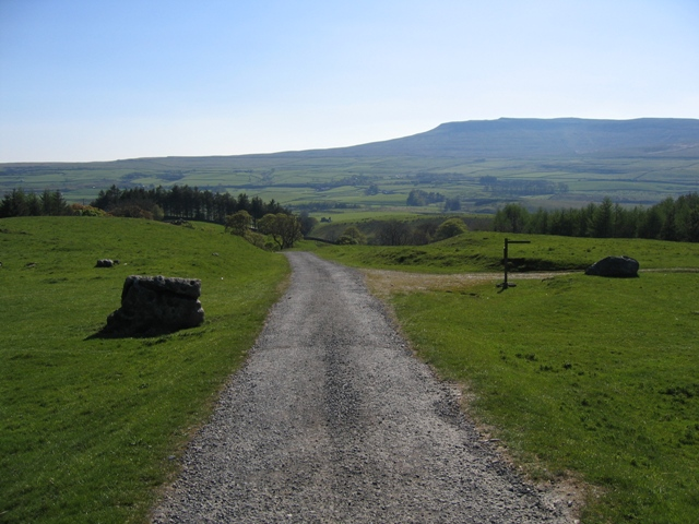 Track to High Birkwith
