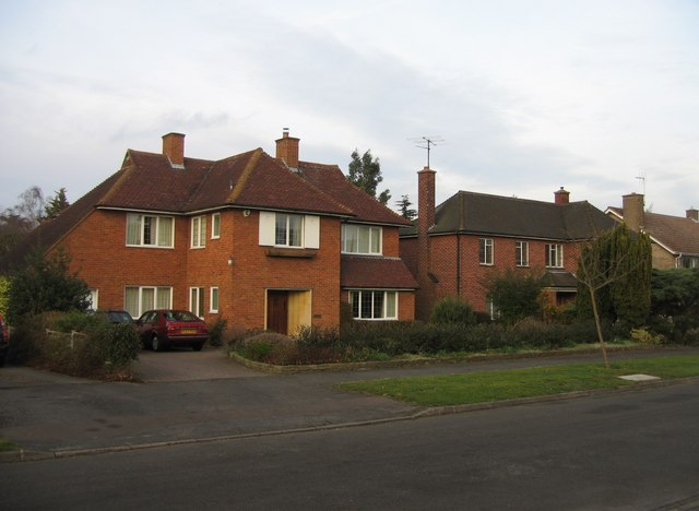 Grand homes in Porson Road