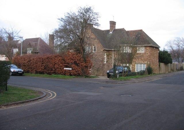 Corner of Newton Road & Bentley Road