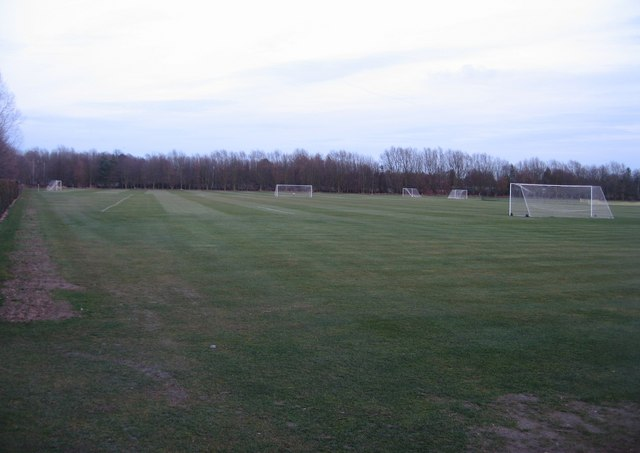 Clare College sports fields