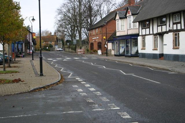 Village Centre Long Crendon