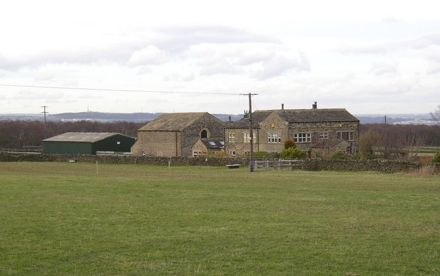 Well House Farm, off Meltham Road, Honley