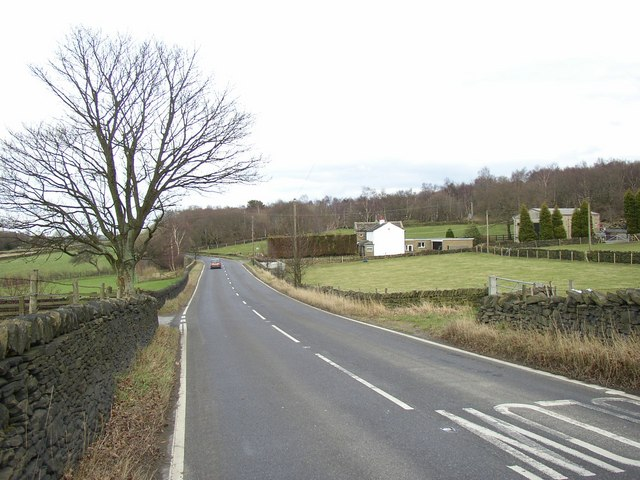 Knowl Lane, Meltham