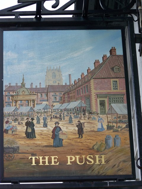 Sign for the Push, Beverley