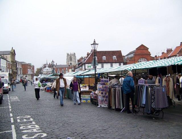 Market Place, Beverley