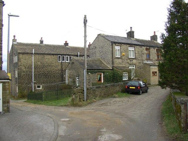 Part of Oldfield, Honley