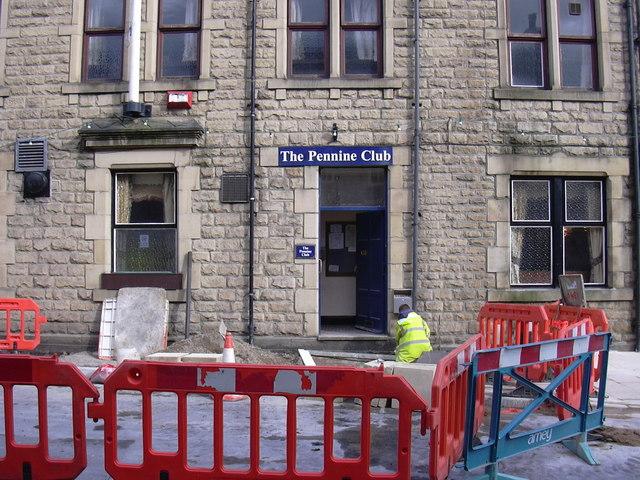 Pennine Club Albert Street