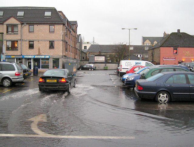 Scott Street car park