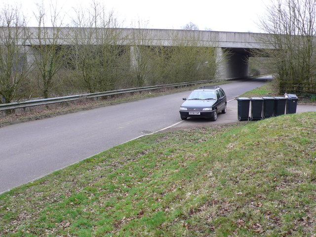 A303 Bridge at Sparkford