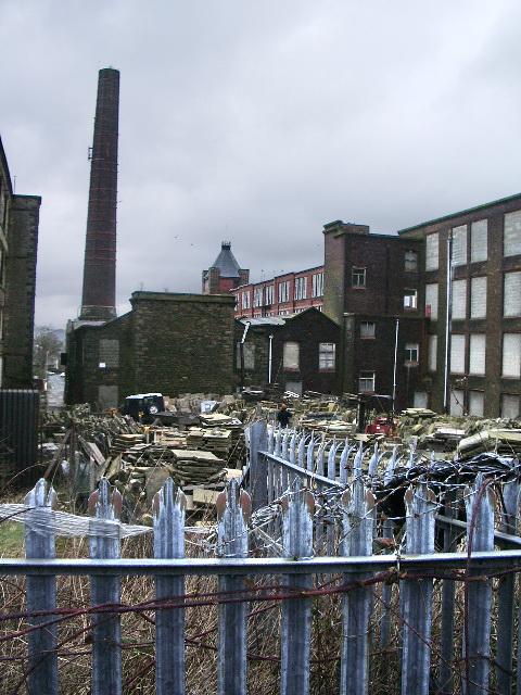 Vine Mill, Oswaldtwistle