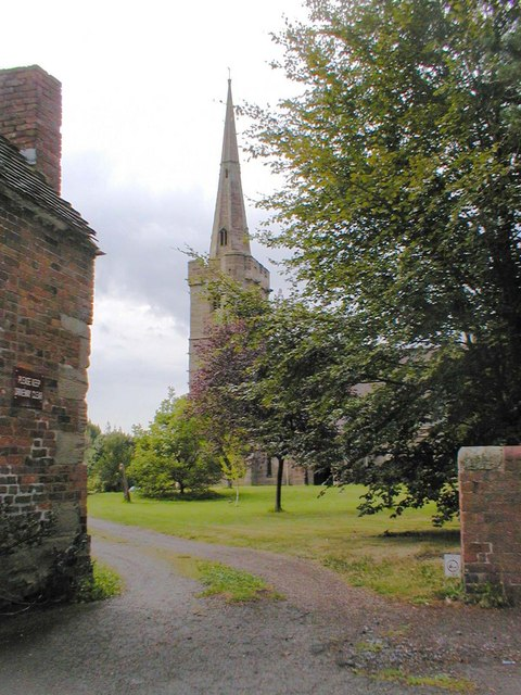 Holy Trinity Church, Belbroughton