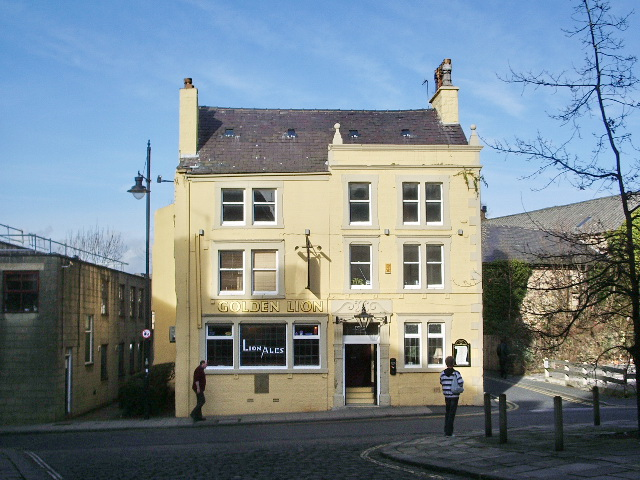 Golden Lion, Moor Lane, Lancaster